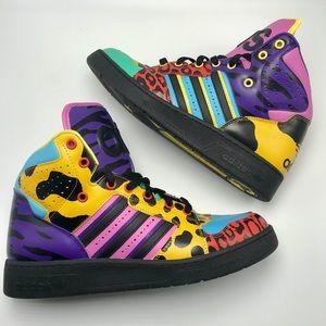 Men's Multicolored Fashion Sneakers